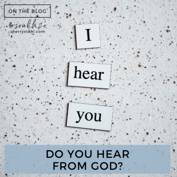 Do You Hear From God