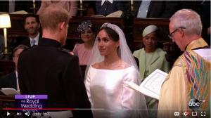 royal wedding harry and megan