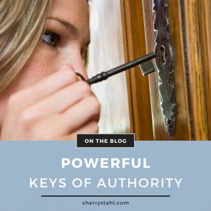 keys of authority