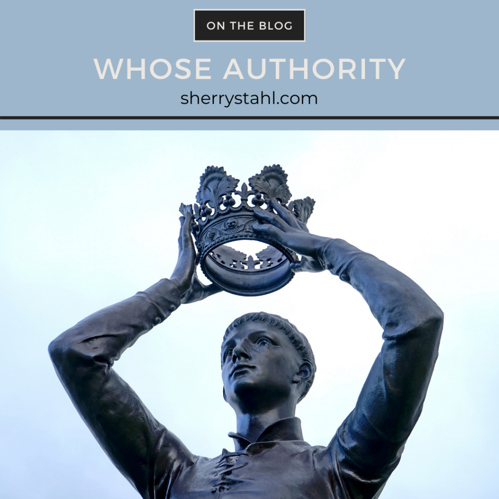 whose authority