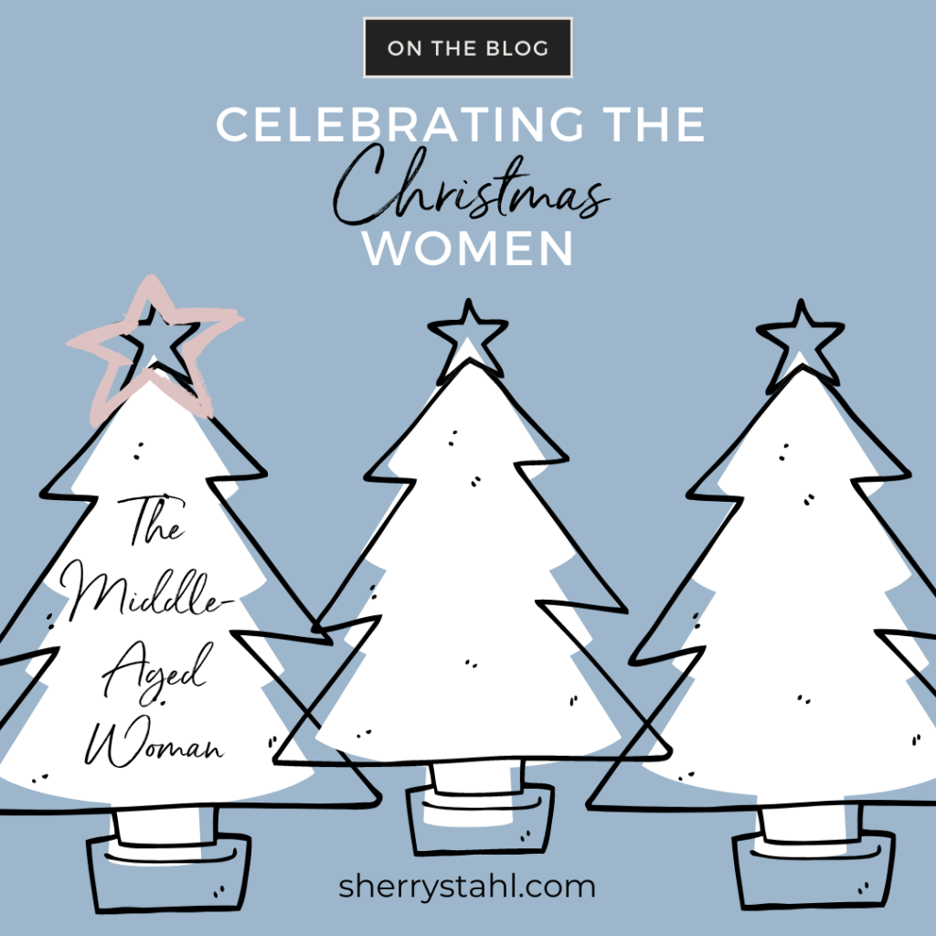 Christmas Women - Middle-Aged
