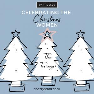 Christmas Women - The Teenager