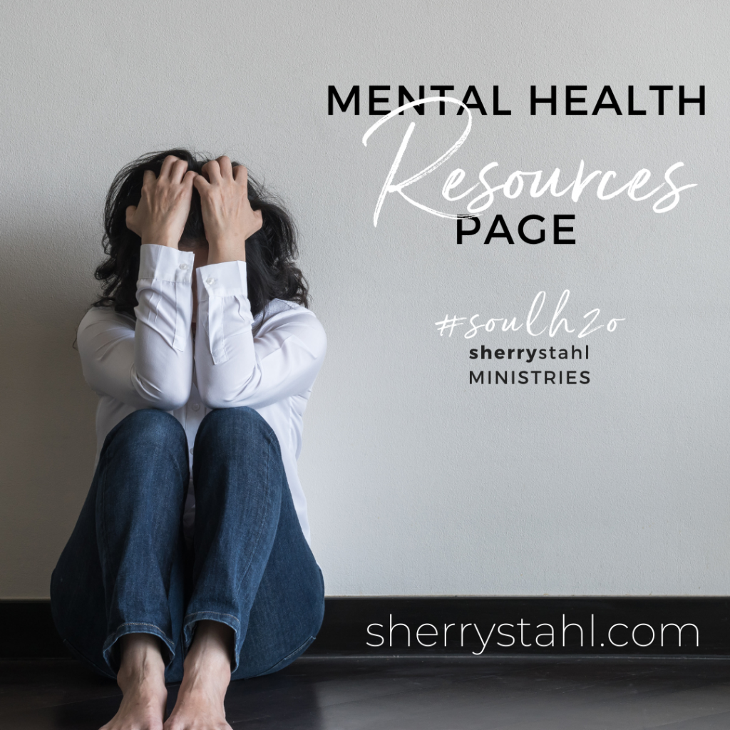 mental health resources page featured image