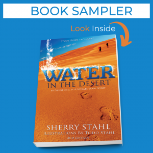 Water In The Desert Book Sampler